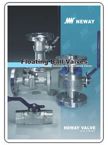 Neway Floating Ball Valves